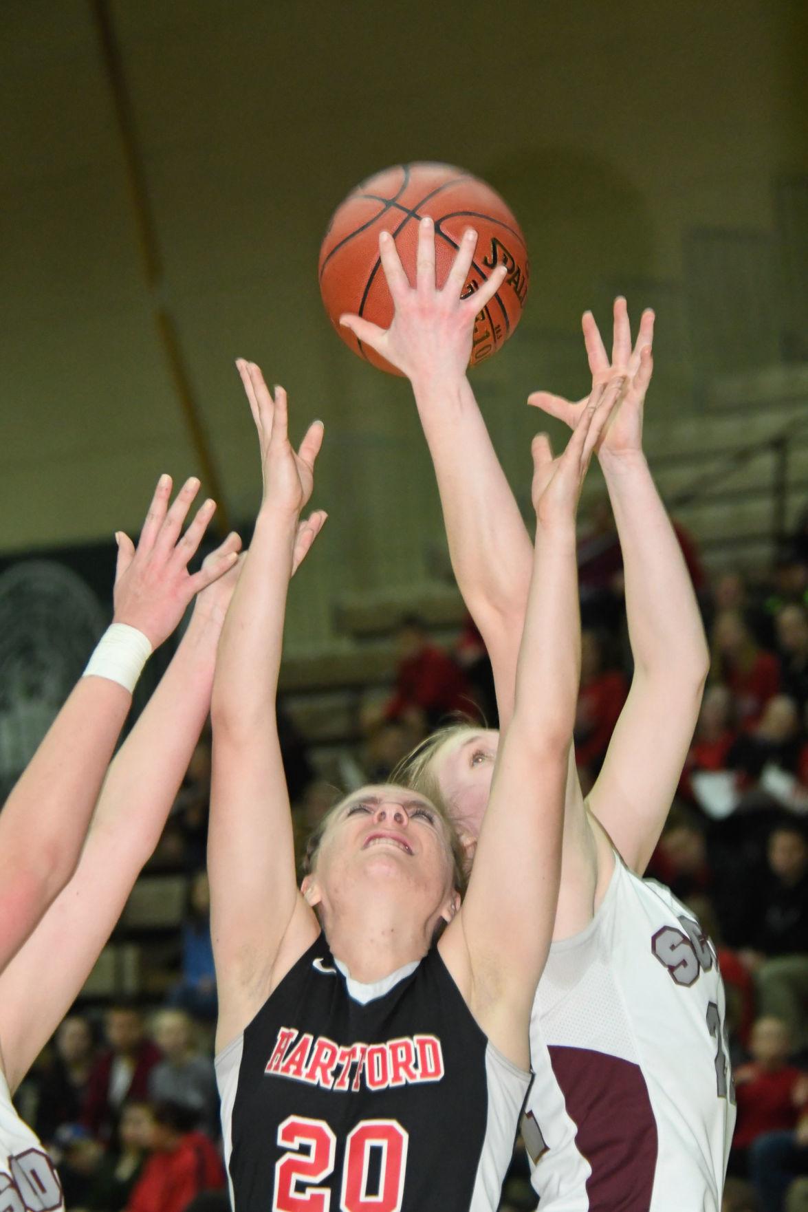 Argyle vs, Hartford Girls Basketball