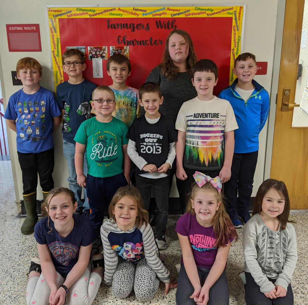 Hartford students show citizenship