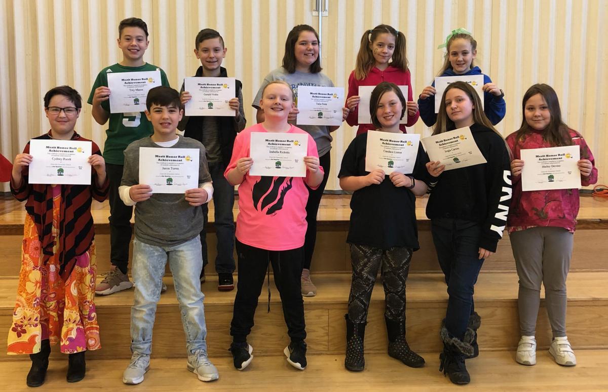 Granville students achieve Merit Roll