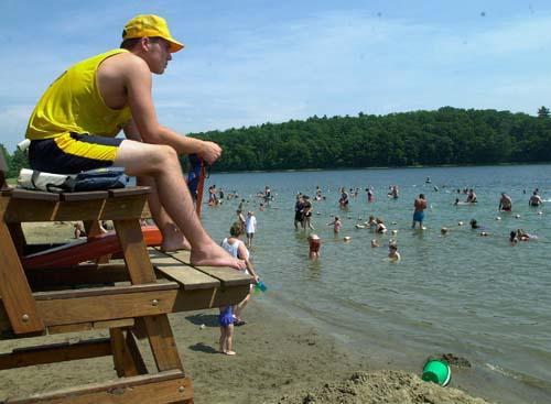 Lifeguard dilemma