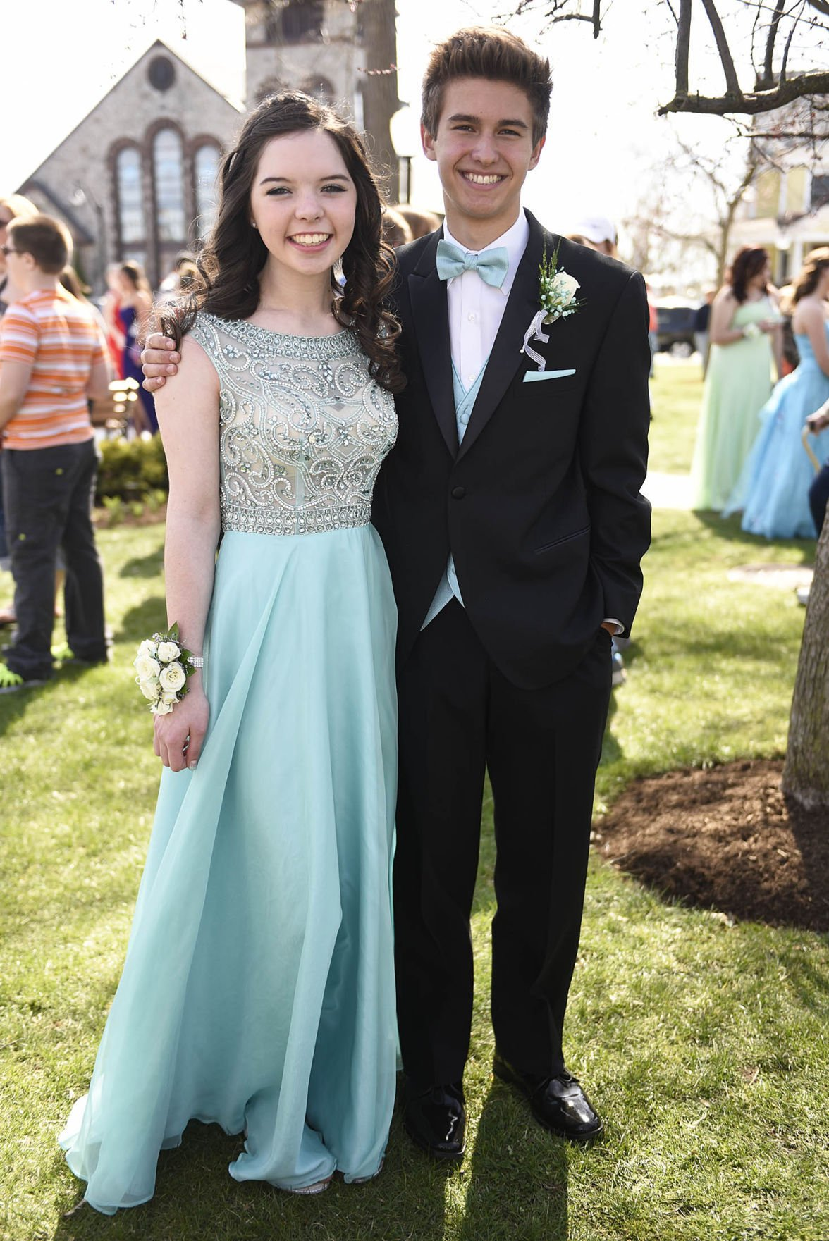 Beautiful Camo Prom Dress And Tux Mold - Wedding Plan Ideas ...