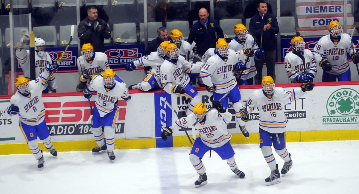 Section II Ice Hockey title game