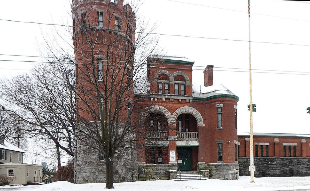 Glens Falls armory