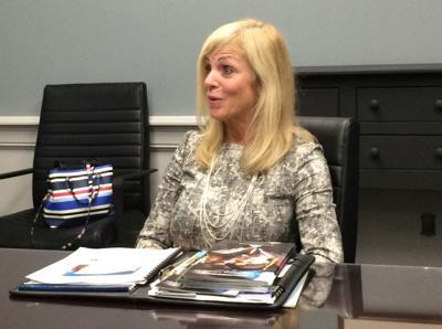 SUNY Adirondack President Kristine Duffy