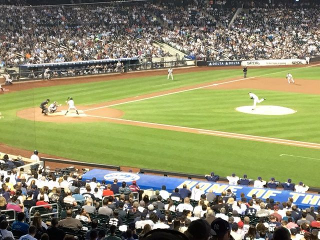 Yankees on the road