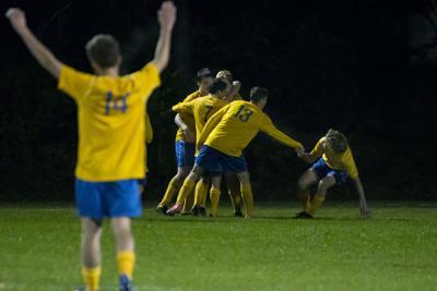 Boys soccer: Queensbury vs. South High