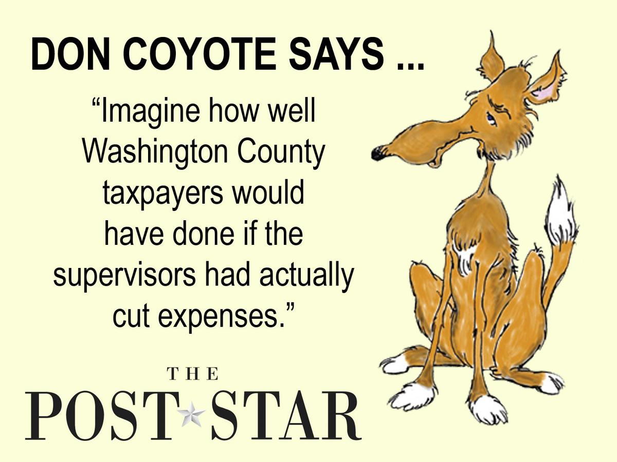 Don Coyote says ...