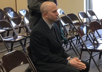 Eric Rosenbrock in court