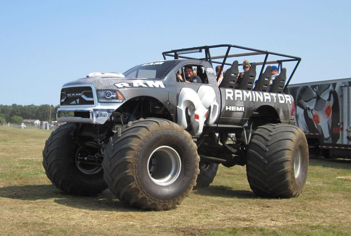 Buy now the raminator monster truck