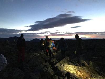 Mount Washington rescue