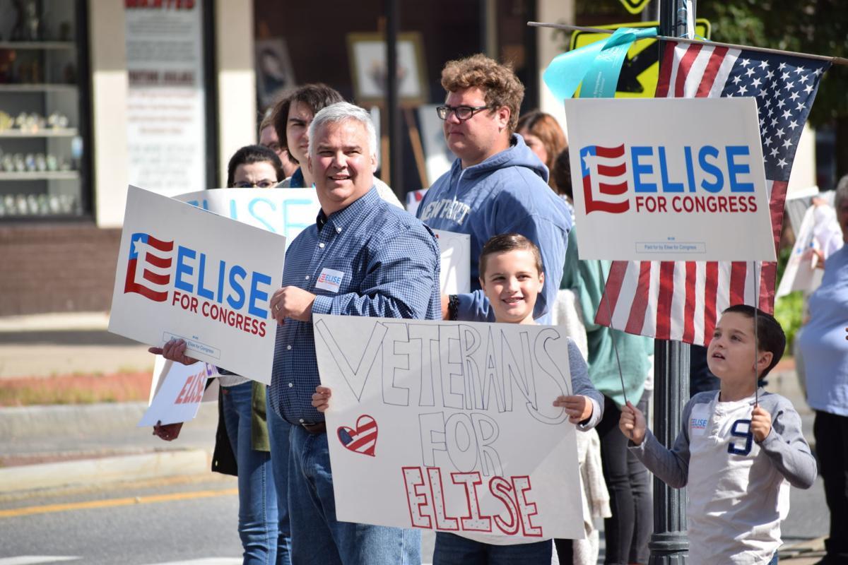 Glens Falls rally