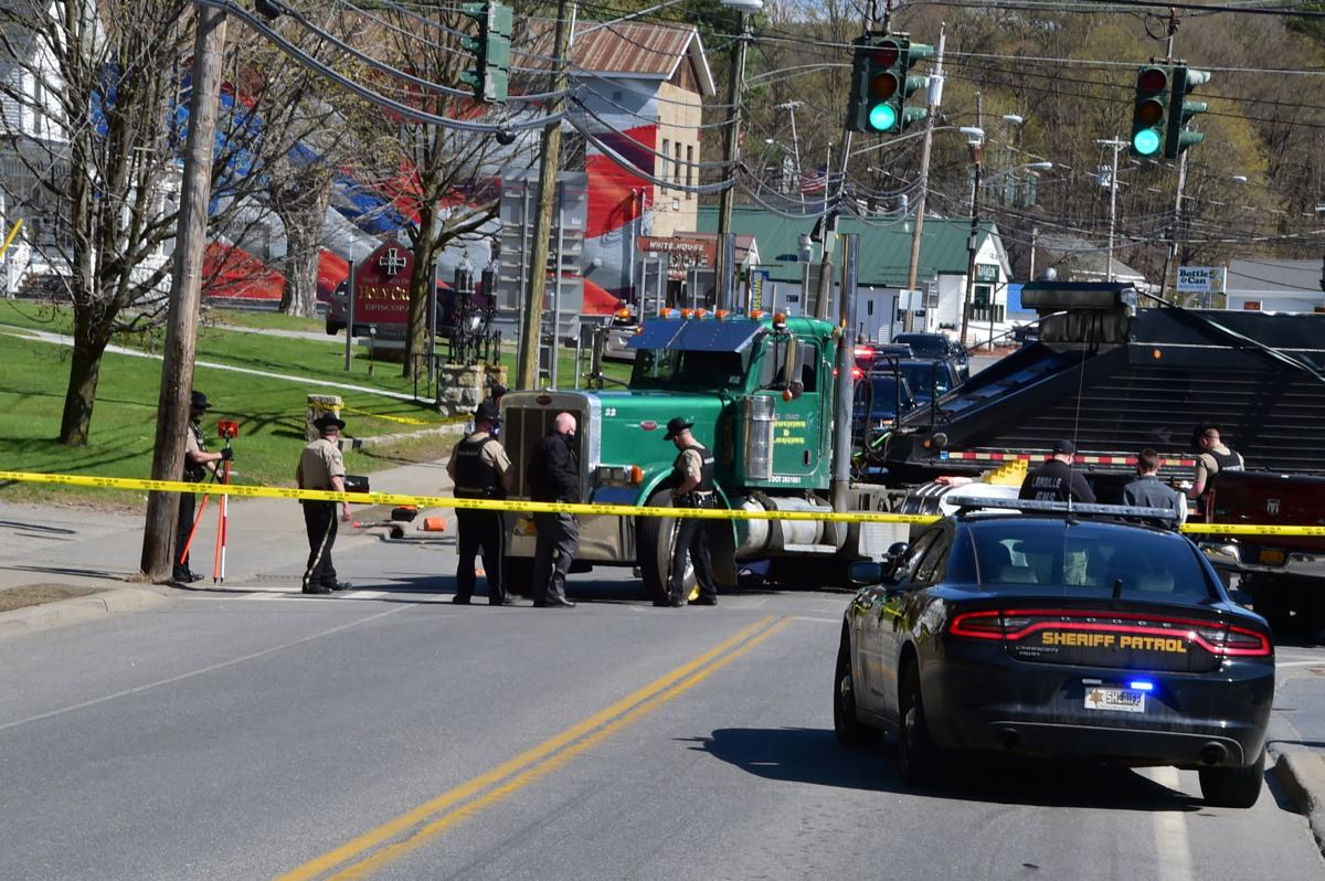 Truck issue ruled out in crash that killed two pedestrians in Warrensburg