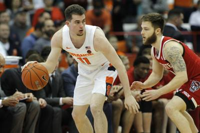 NC State Syracuse Basketball