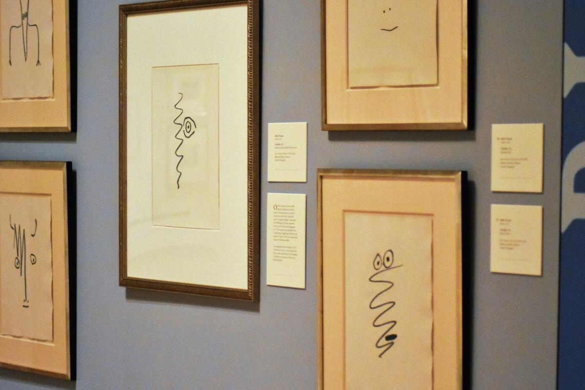 Picasso, Braque & Leger