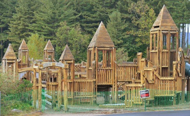 Playground Closed After Questions Of Toxicity Brought Up Local