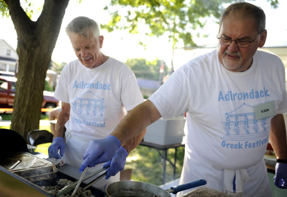 Ninth Adirondack Greek Festival