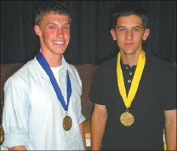 North Warren Central School Announces Class Of 2008 Valedictorian And Salutatorian