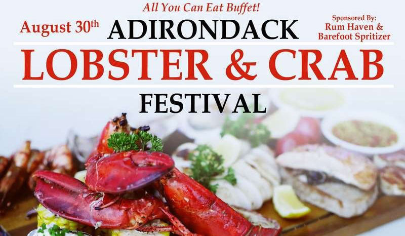 Adirondack Lobster and Crab Festival