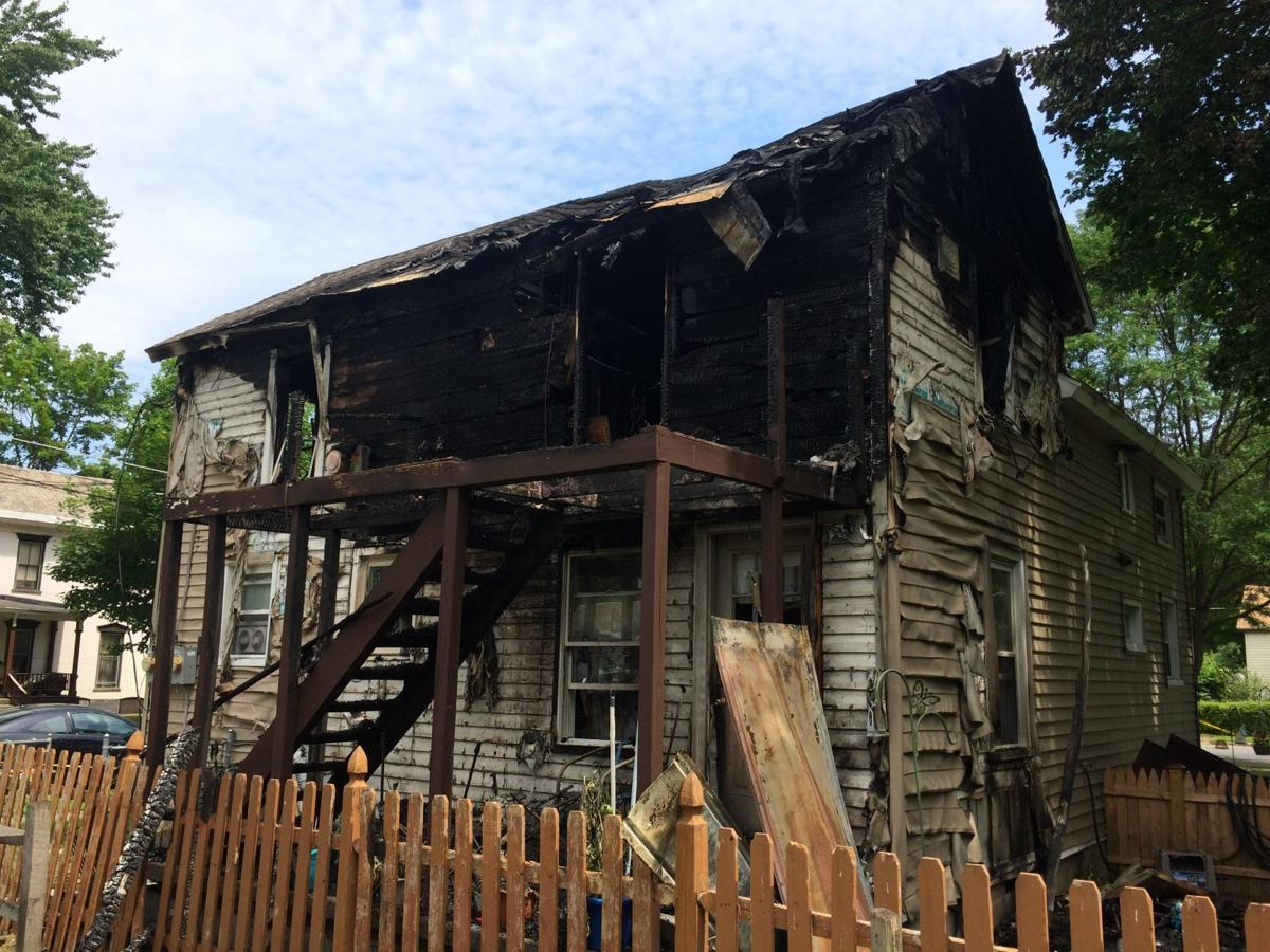 South Glens Falls fire investigated