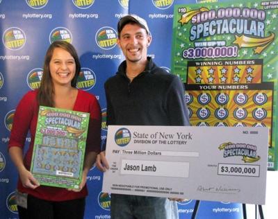 Bolton man wins $3M lottery prize | Local | poststar com