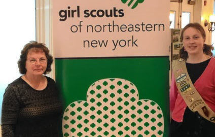 Local Girl Scout receives Gold Award