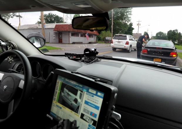 Traffic tickets can be lucrative business | Local | poststar com