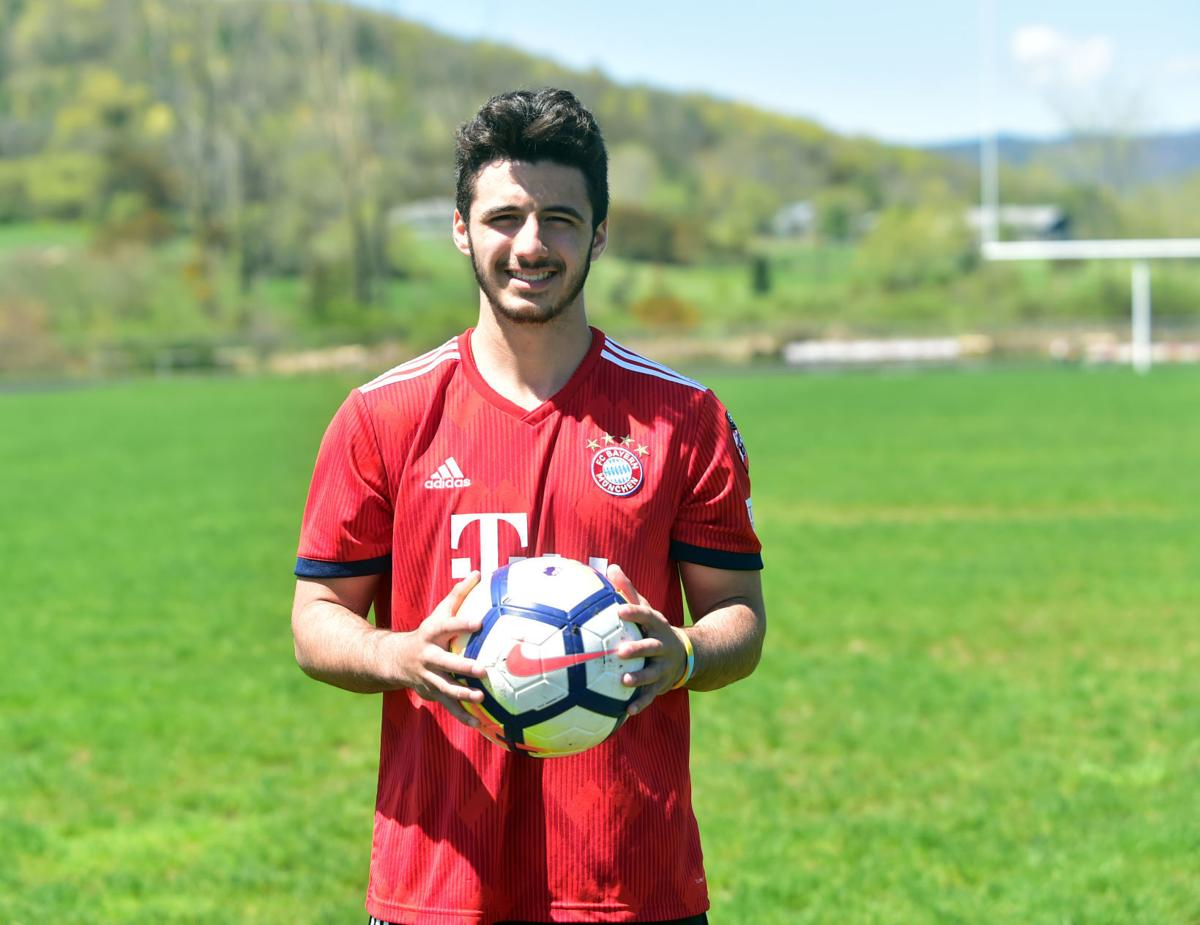 Jake Morales soccer
