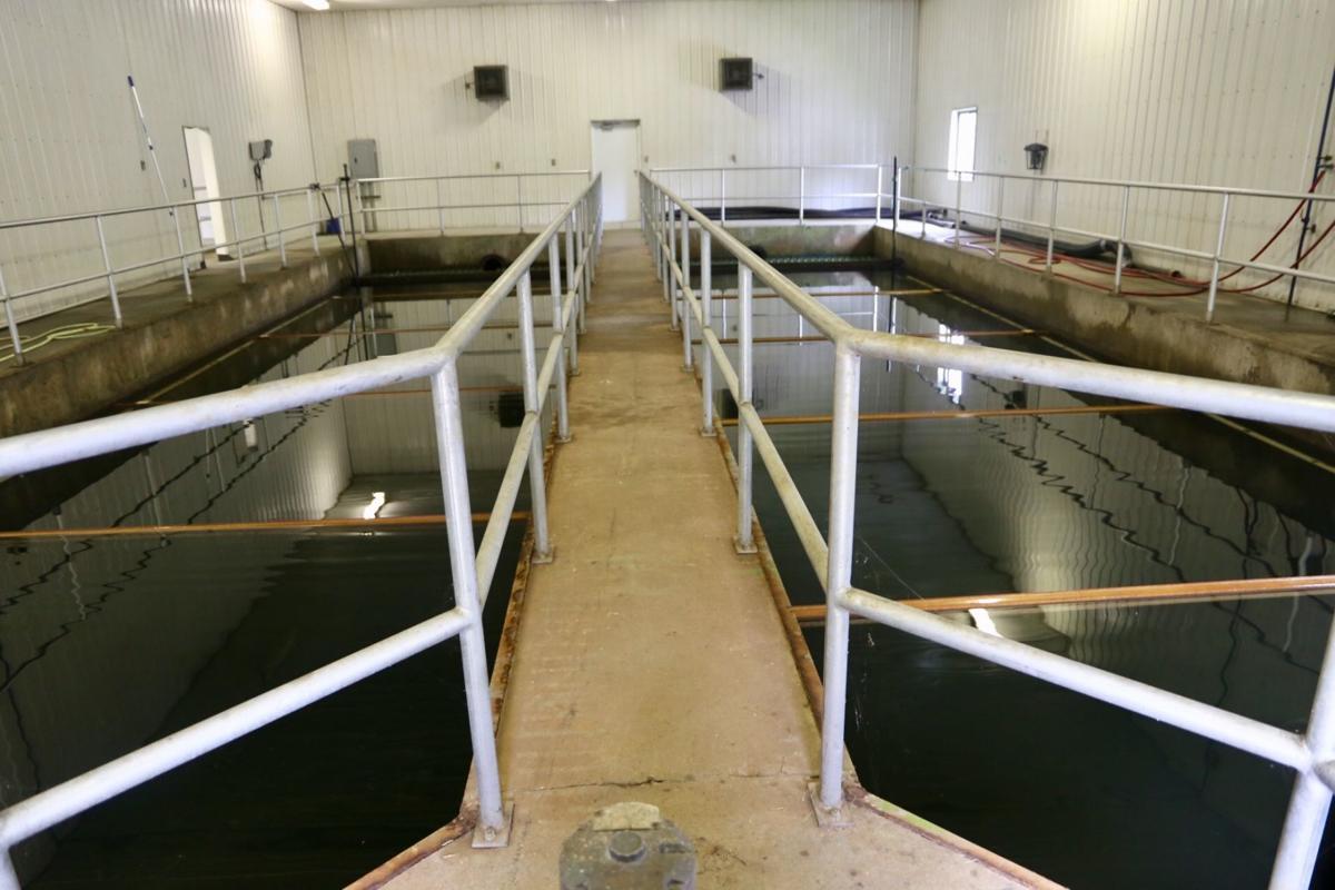 Lake George Wastewater Treatment Plant