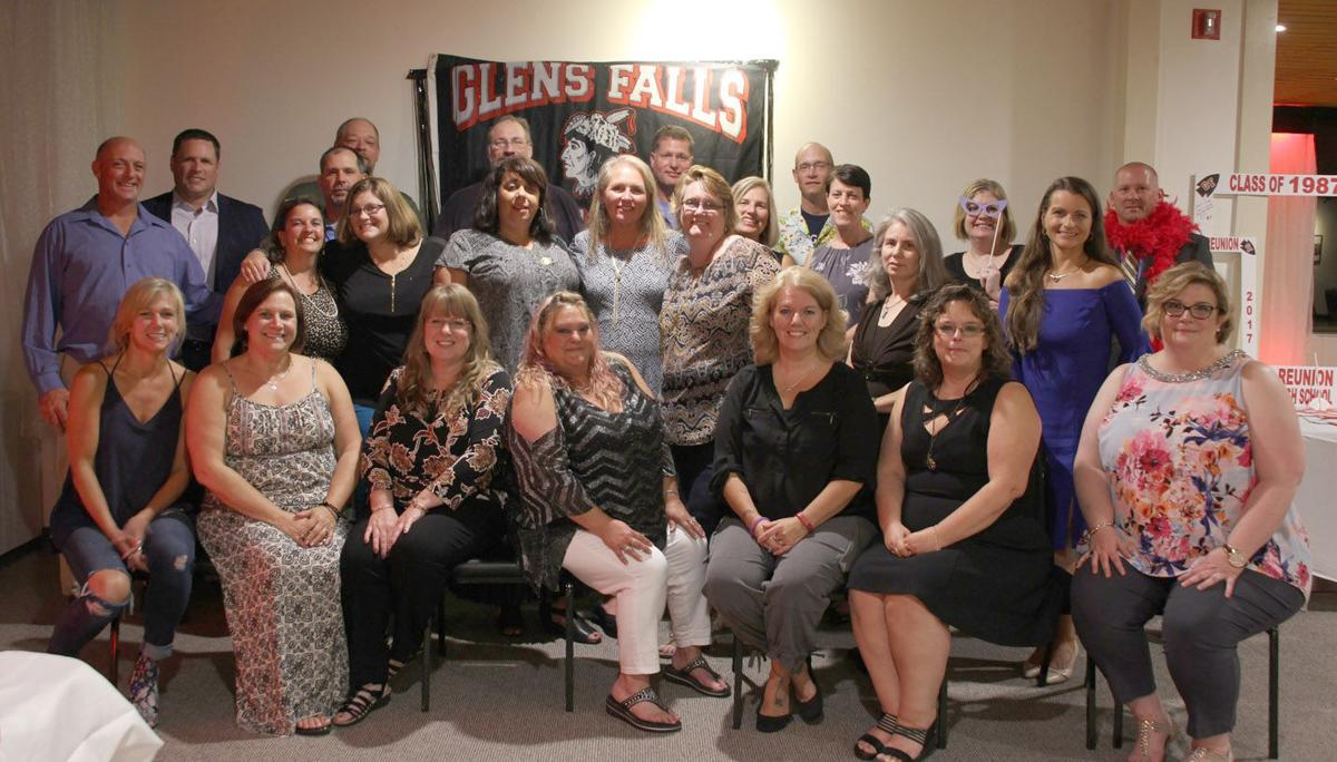 GF Class of '87 reunites after 30 years