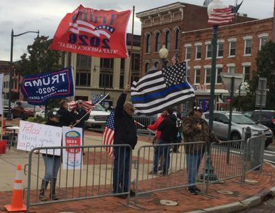 Council proposes ban on Centennial Circle protests