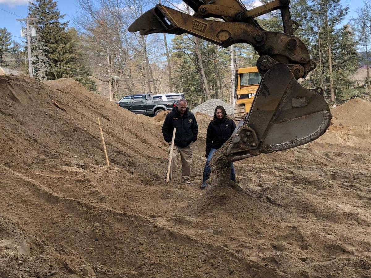 Dirt sifting