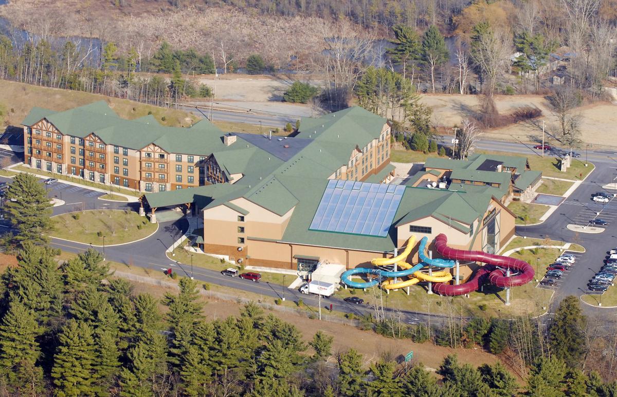 Great Escape Lodge evacuates again after carbon monoxide