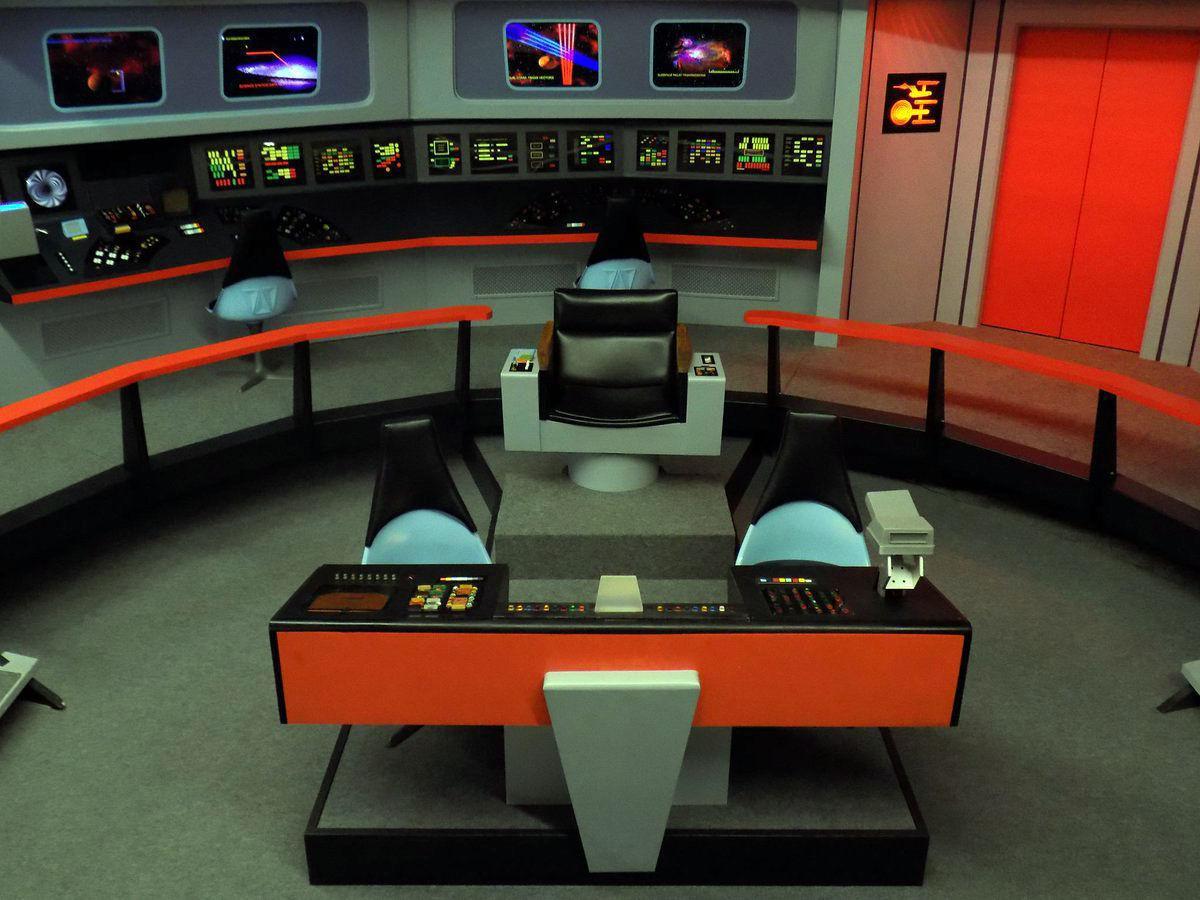 'Star Trek' set