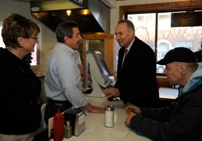 Schumer Tours South Street