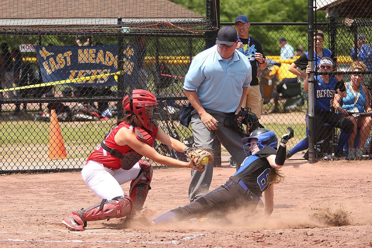 Fort Ann softball