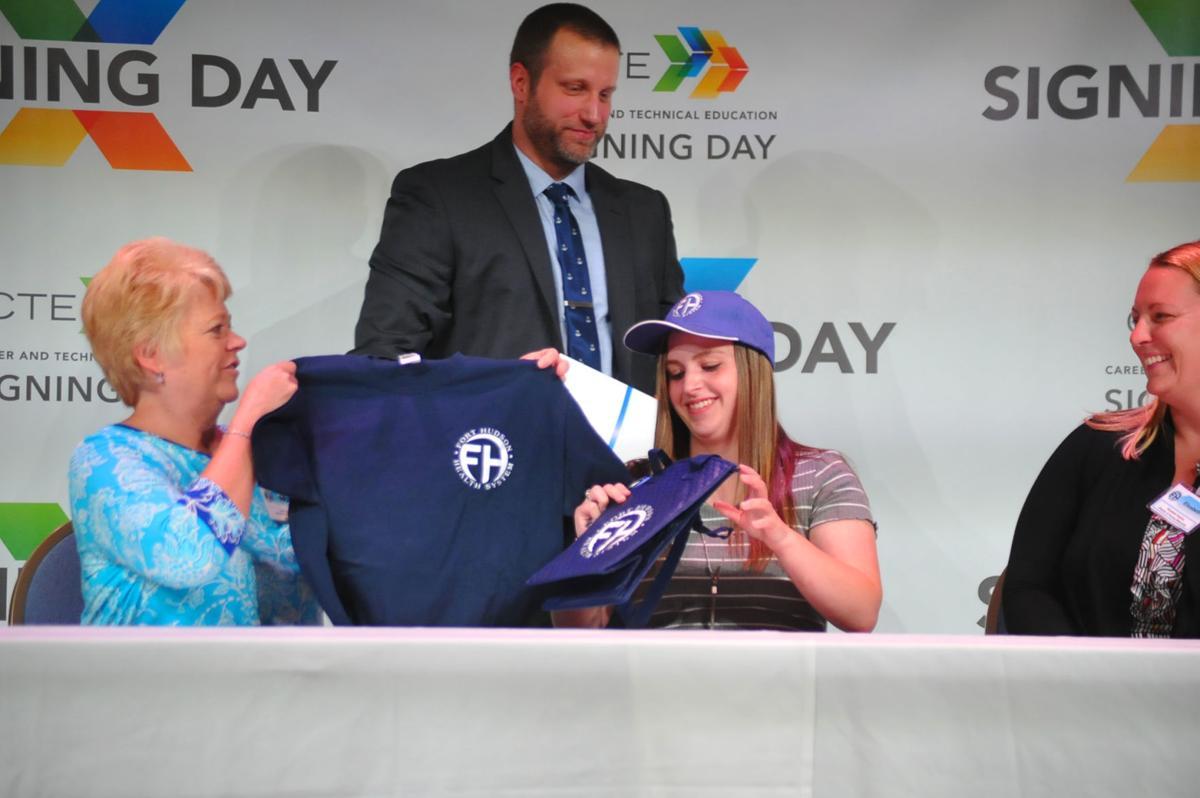 Signing day bonus