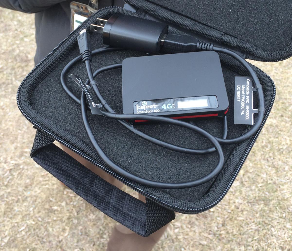 Wireless capability
