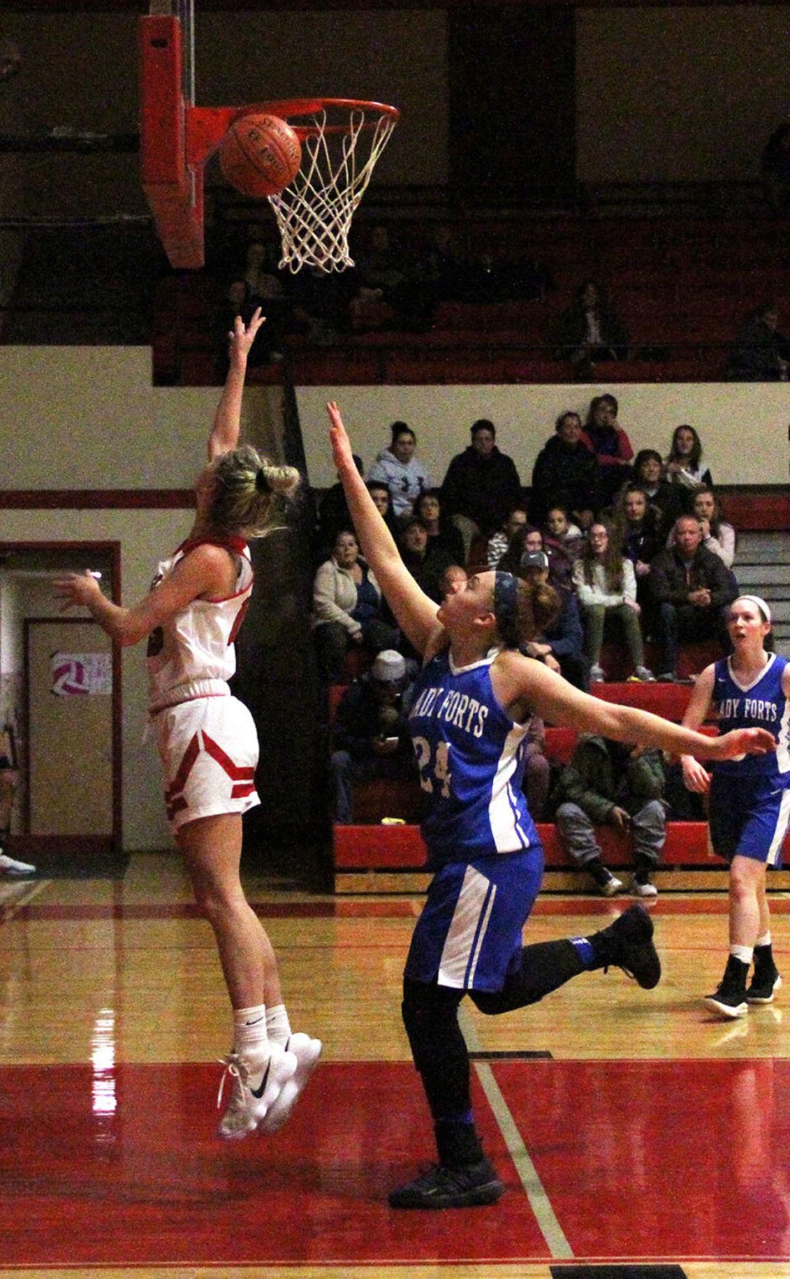 Girls basketball: Glens Falls vs. Fort Edward