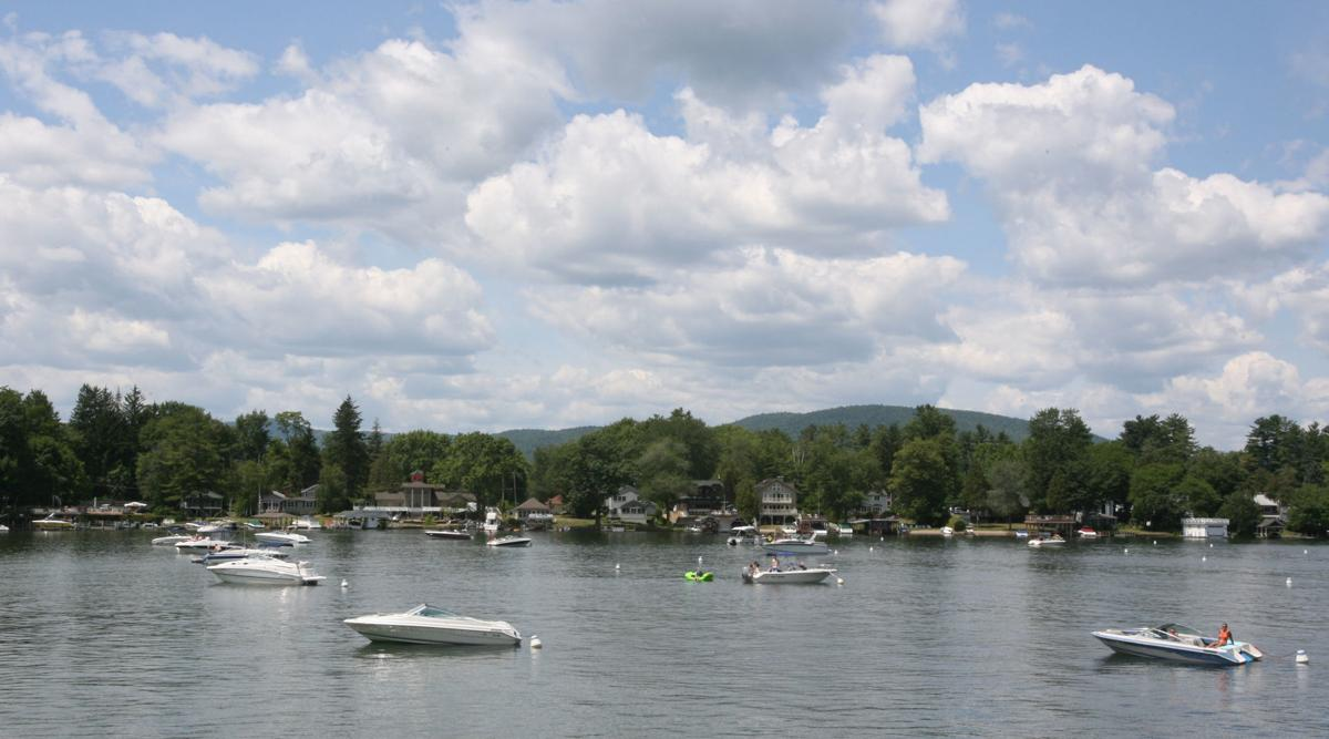 Harris Bay, Lake George