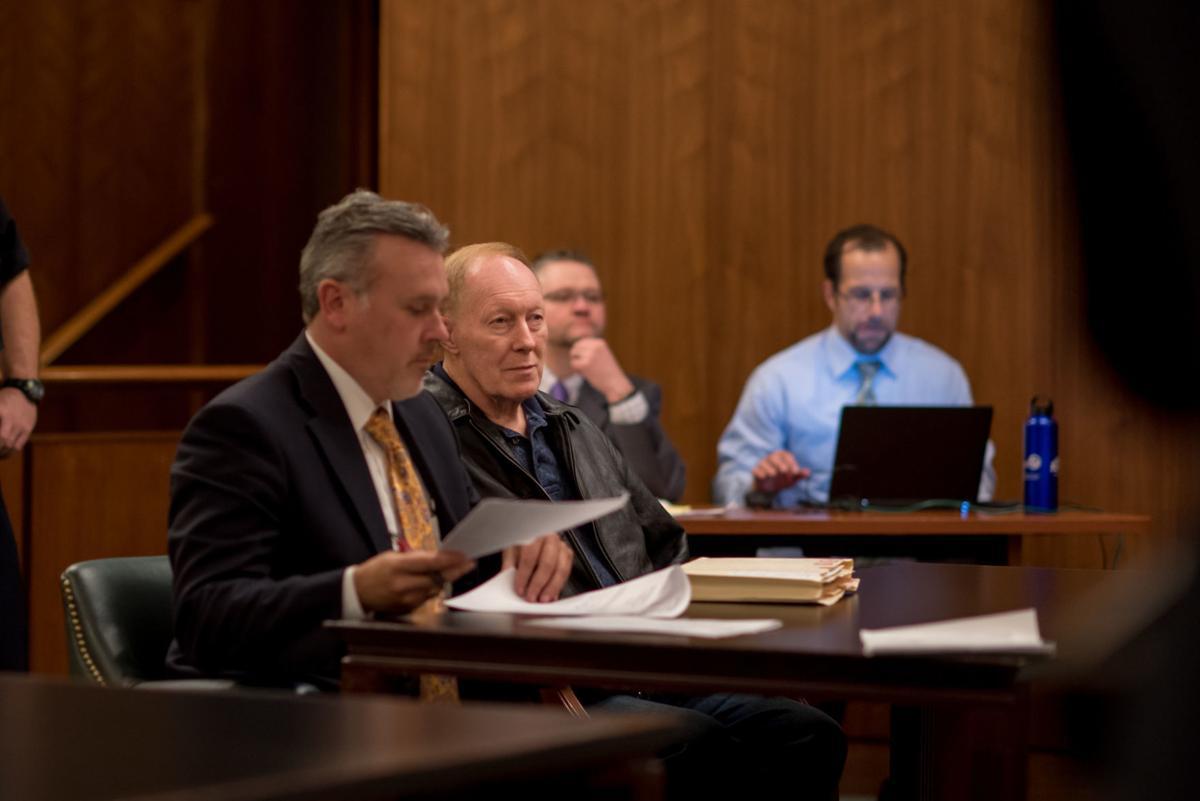 LaRock in Court