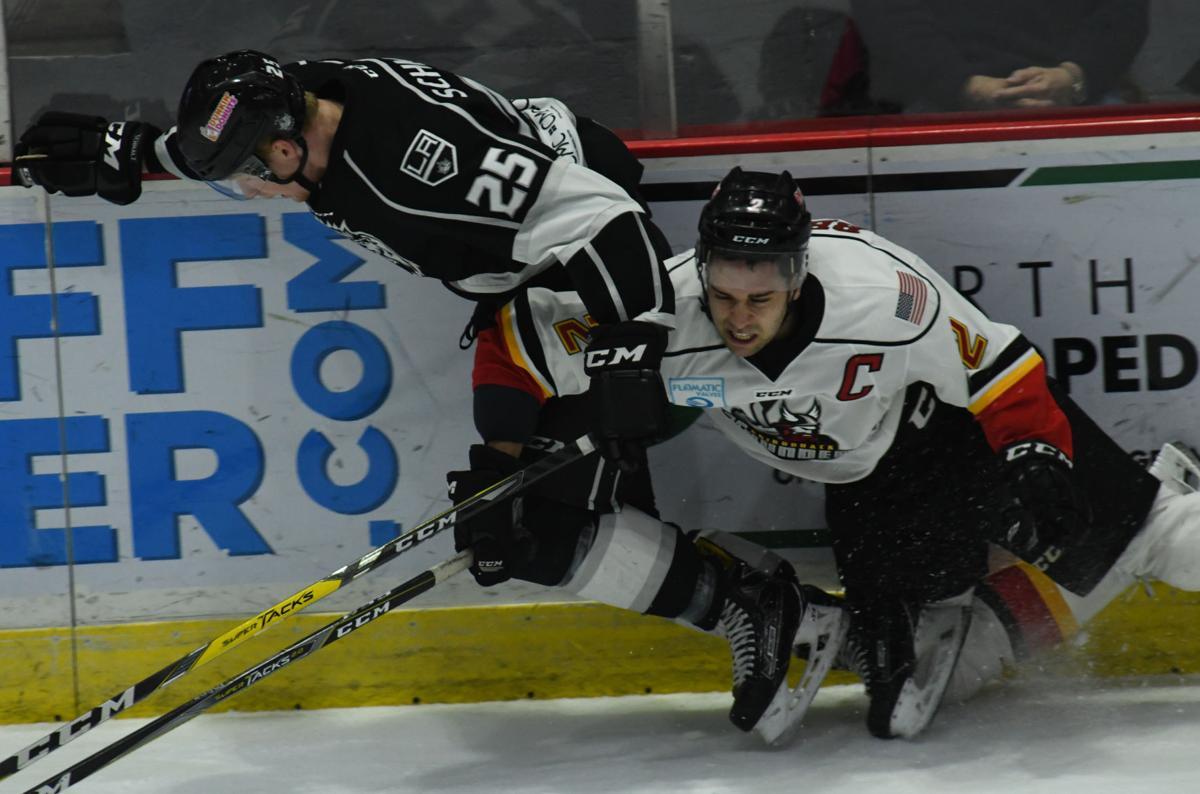 Adirondack Thunder Hockey