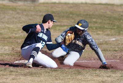 Lake George vs. Warrensburg baseball