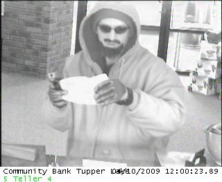 State Police looking for Tupper Lake robbery suspect