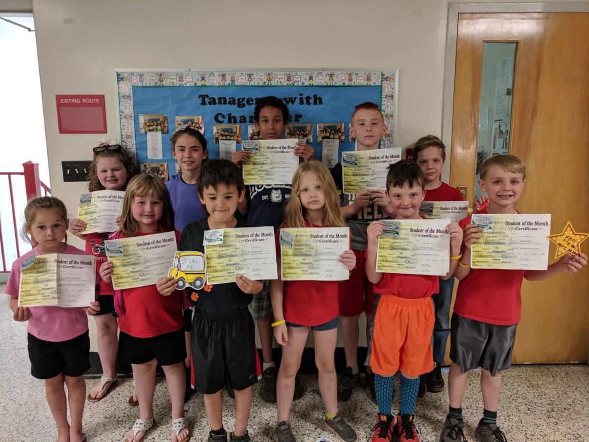 Hartford elementary kids show determination