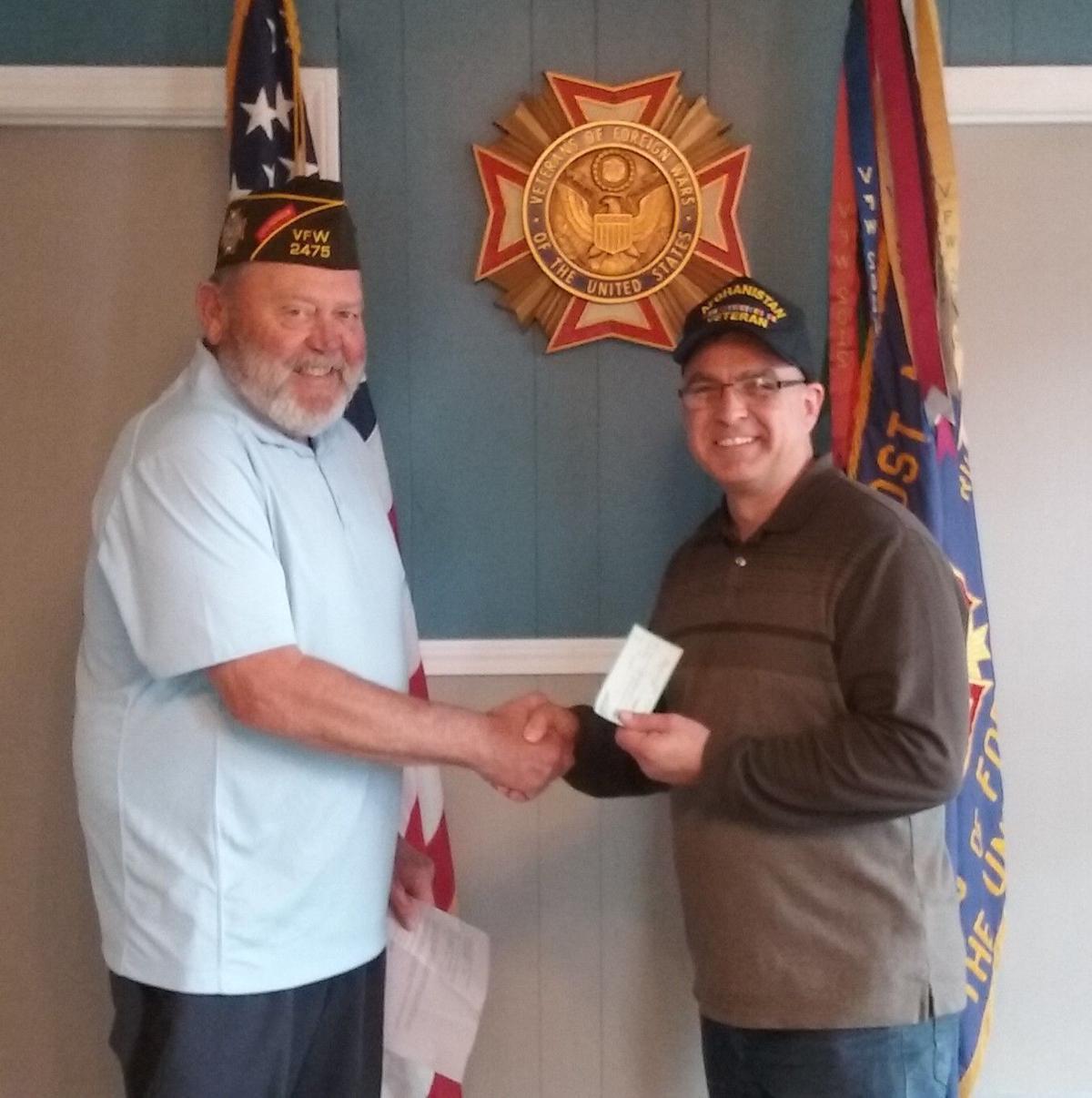 Golf tournament raises money for veterans