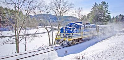 SNCR's winter train