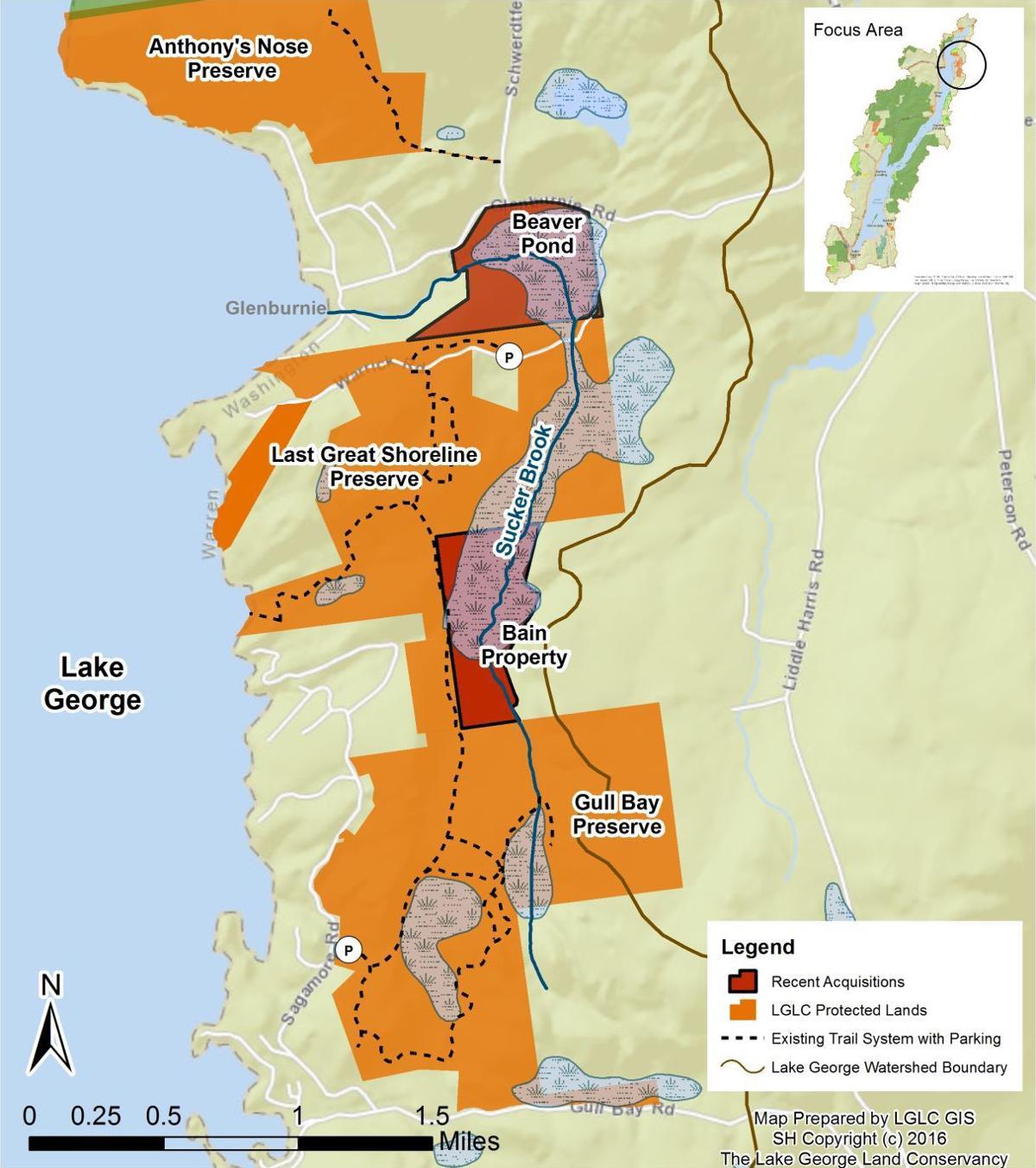 LGLC map