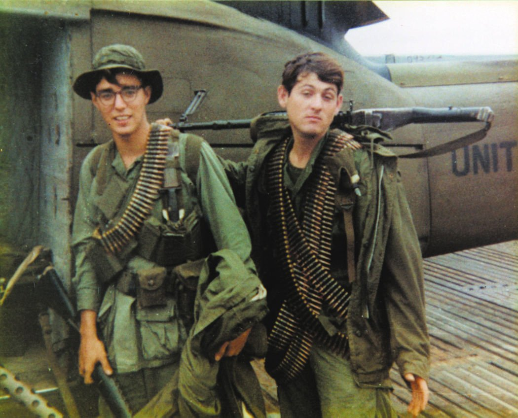 a story about the effects of the vietnam war to the soldiiers emotions and experiences