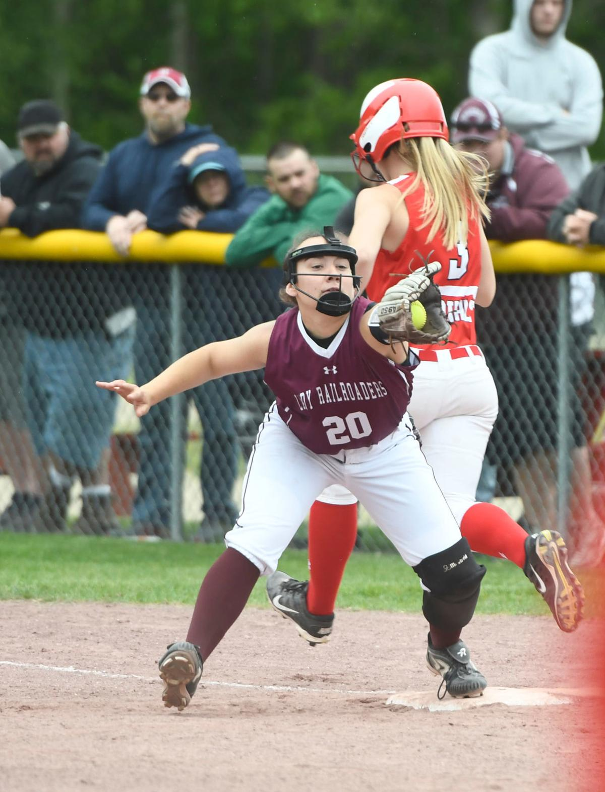 Softball: Fort Ann vs. Whitehall