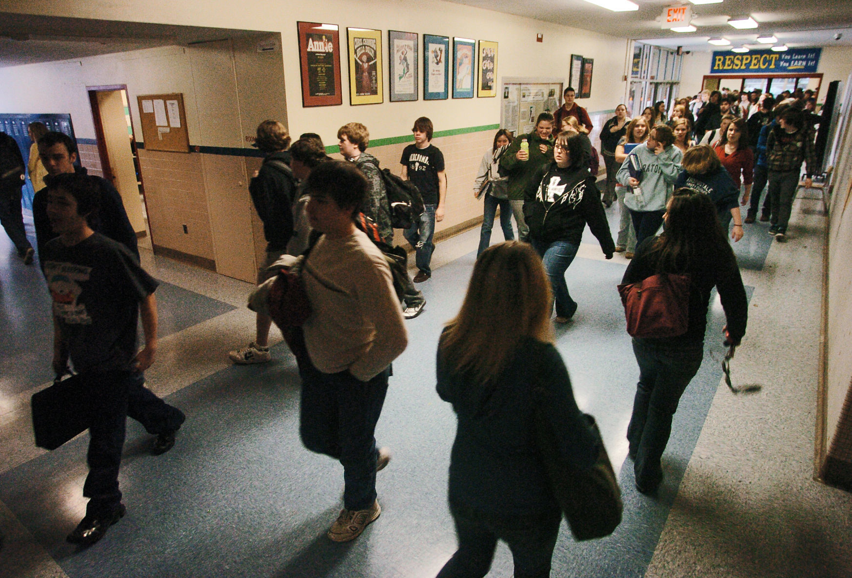 South High South Glens Falls adopts nearly